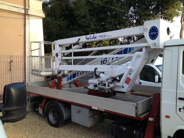 Immagine di NISSAN Trade 2.0 diesel PC-TB Furgone/ allestimento cestello