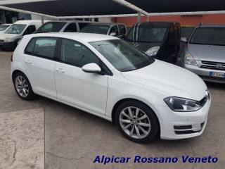 VOLKSWAGEN Golf 1.6 TDI 110 CV 5p. Highline BlueMotion Tech Navi Usata