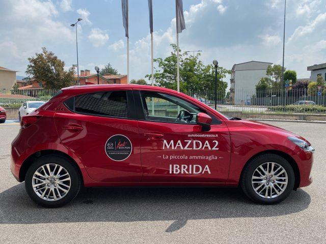 Immagine di MAZDA 2 1,5L 90CV Skyactiv-G M Hybrid 6M Exceed