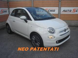 FIAT 500 1.2 69CV MOD. LOUNGE EURO 6 ANCHE NEO PATENTATI Usata