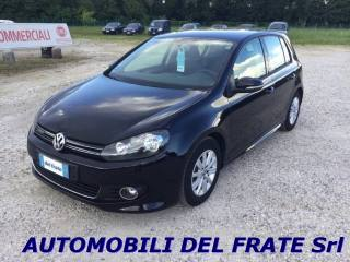 VOLKSWAGEN Golf 1.6 TDI DPF 5p.Bluemotion Usata