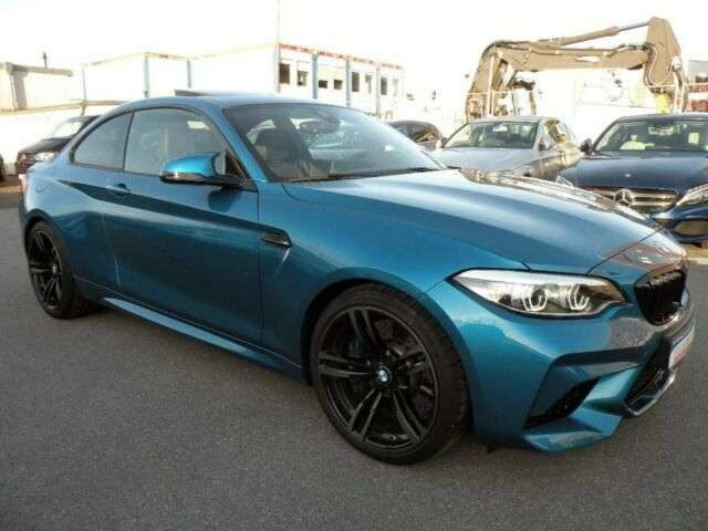 BMW M2 Coupé Competition