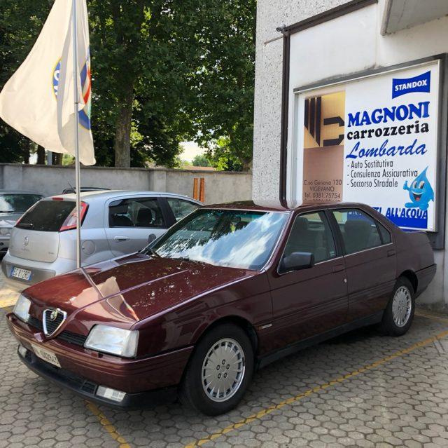 ALFA ROMEO 164 2.0i V6 turbo cat