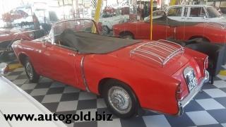 FIAT 1100 1100 TV Cabrio (VALUTO PERMUTE ) Usata