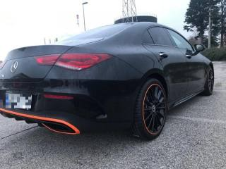 MERCEDES-BENZ CLA 220 D Automatic Premium Orange Edition*AMG Line+Tetto* Usata