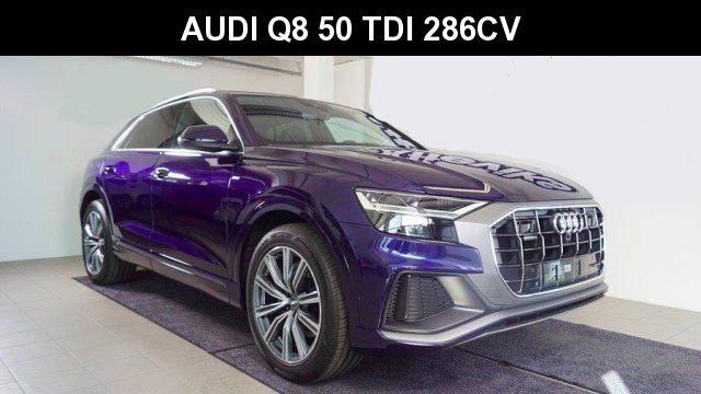 AUDI Q8 50 TDI 286 CV quattro tiptronic Sport SLINE