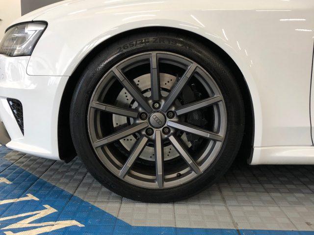 Immagine di AUDI RS 4 Avant 4.2 V8 FSI quattro S tronic *Perfetta*