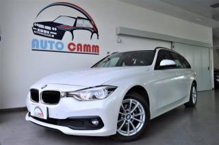 BMW 318 D Touring Business Advantage Aut. NAVI LED PDC Usata