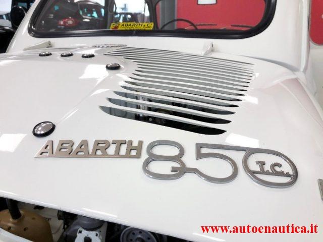 Immagine di FIAT 850 ABARTH 850 TC Nurburgring Stradale