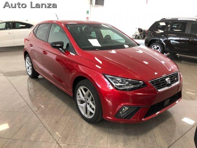 SEAT Ibiza 1.0 TGI 5p. FR + NAVI + FULL LED