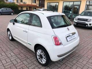 FIAT 500 LOUNGE 1.3 MJT 95 CV UNICO PROPRIETARIO KM 89.000 Usata