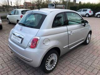 FIAT 500 LOUNGE 1.2 BENZINA 69 CV SI A NEOPATENTATI Usata