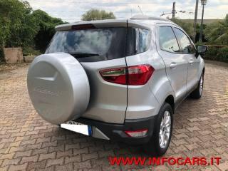 FORD EcoSport 1.5 TDCi 90 CV Titanium Usata