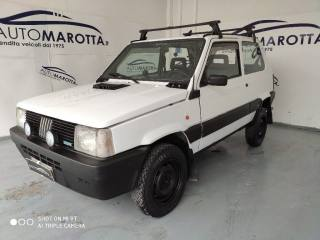 FIAT Panda 1000 4x4 GPL SOTTOSCOCCA ISCRITTA ASI Usata
