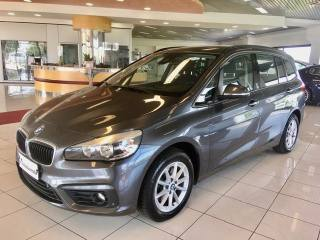 BMW 218 Gran Tourer 7 POSTI NAVIG Full Optionals Usata