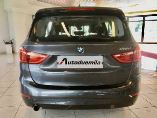 BMW 218 Gran Tourer 7 POSTI NAVIG Full Optionals Usata