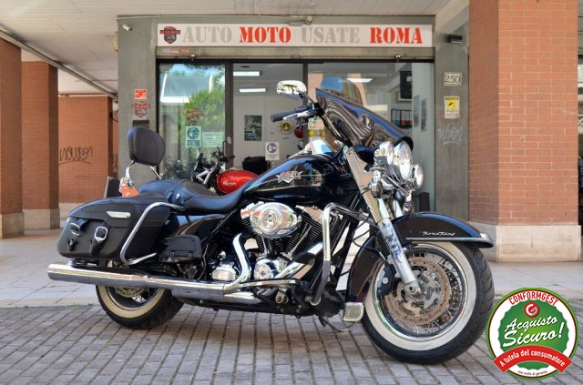 HARLEY-DAVIDSON FLHRC Road King Classic Nero pastello