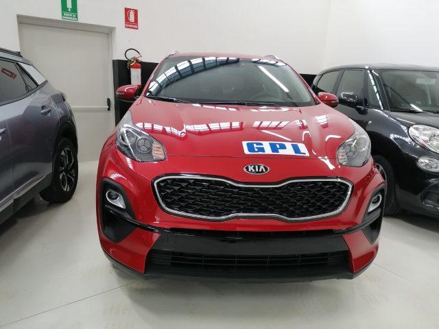 KIA Sportage 1.6 ECOGPL 2WD Energy