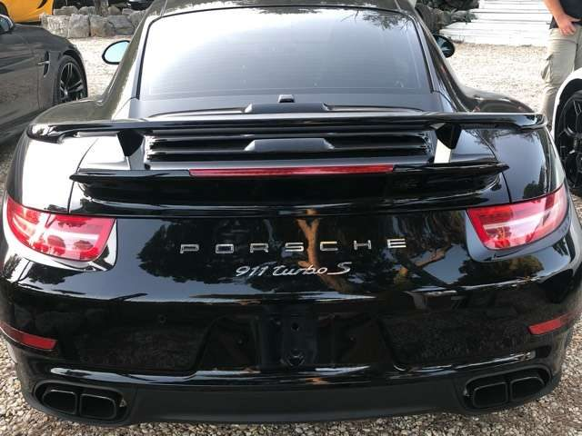 Immagine di PORSCHE 991 911 3.8 Turbo S Coupé (america)