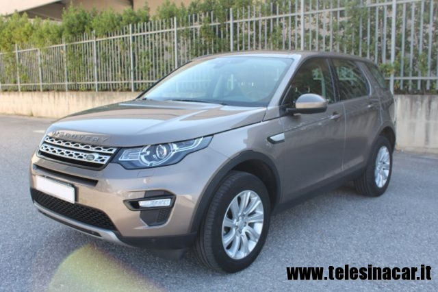 LAND ROVER Discovery Sport 2.0 TD4 150 CV Auto HSE