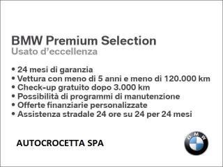 BMW 420 D Cabrio Sport Auto EURO 6 Usata