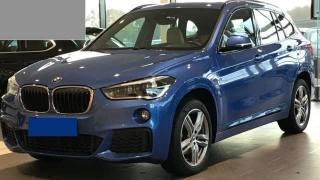 BMW X1 SDrive18d 150CV-M-Sport-Navi-LED-PDC-Panorama. Usata