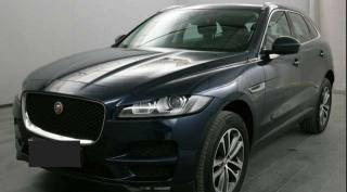 JAGUAR F-Pace 2.0 D 180 CV AWD Prestige*Navi*Xenon*Pano*LED*PDC Usata