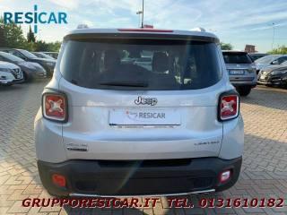 JEEP Renegade 2.0 Mjt 140CV 4WD Limited KM CERTIFICATI Usata