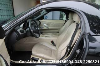BMW Z4 2.2i Roadster HARD Top SOFT Top PELLE Beige Ottima Usata