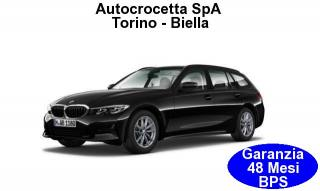 BMW 320 D Touring Business Advantage Auto EURO 6 Usata