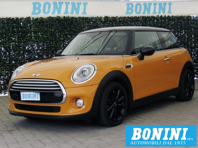 MINI Mini Orange metallizzato