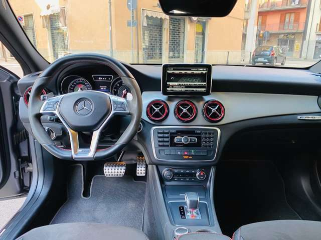 Immagine di MERCEDES-BENZ GLA 45 AMG 4Matic KM CERTIFICATI MERCEDES ITALIA GARANZIA