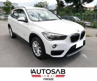 BMW X1 S Drive 18d Business Cambio Aut. Usata