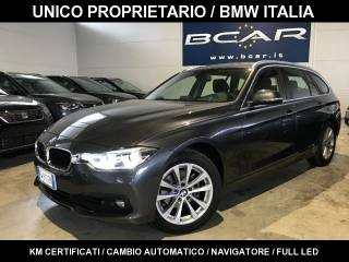 BMW 316 D Touring Business Advantage Aut. UNICO PROPRIETAR Usata