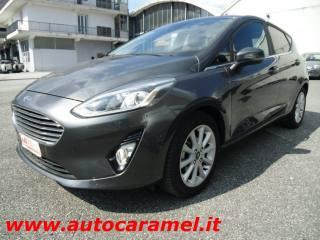 FORD Fiesta 1.1 85cv 5 P Titanium Km17700 Fendi/Cerchi Lega Usata