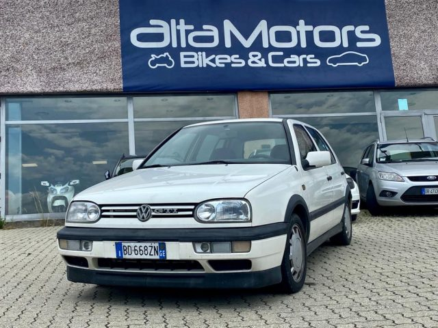 VOLKSWAGEN Golf 2.0 cat 5 porte GTI
