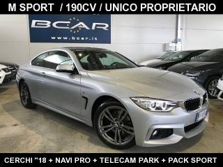 BMW 420 D Coupé 190cv Msport
