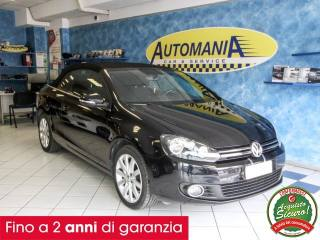 VOLKSWAGEN Golf Cabriolet 2.0 TDI DSG BlueM. Tech. - Full Optional Usata
