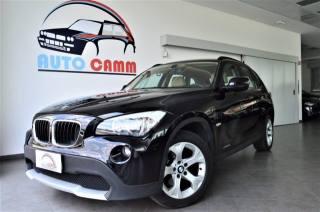 BMW X1 XDrive18d EURO 5 UNICOPROPRIETARIO GARANTITA Usata
