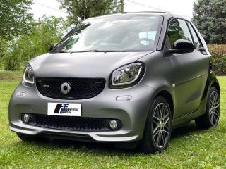 SMART ForTwo BRABUS 0.9 Turbo Twinamic Cabrio Xclusive Usata