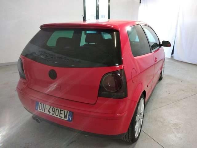 Immagine di VOLKSWAGEN Polo GTI 1.8 T 20V 3p.240 CV