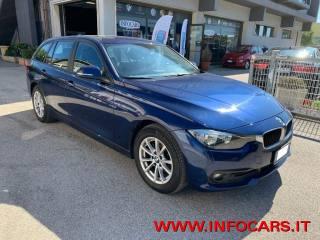 BMW 318 D Touring 150 CV BUSINESS ADVANTAGE Usata