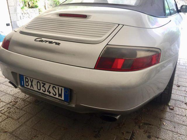 Immagine di PORSCHE 911 Carrera cat Cabriolet