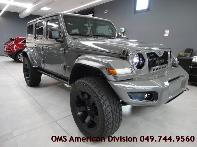 JEEP Wrangler MILITEM Ferox 3.6 V6 AT8 Rubicon Pronta consegna
