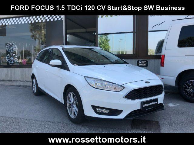 FORD Focus 1.5 TDCi 120 CV Start amp;Stop SW Business