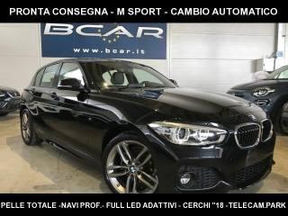 BMW 118 D 5p. Msport +Navi Prof+