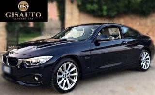 BMW 420 D Coupé Usata