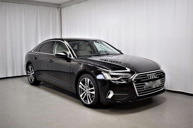 AUDI A6 Black metallized
