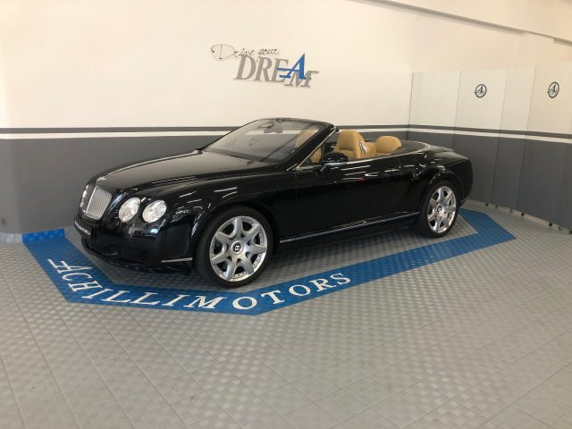 BENTLEY Continental Nero metallizzato