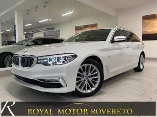 BMW 520 D Aut. Touring Luxury !! KM0 !! PROMOZIONE !! Usata